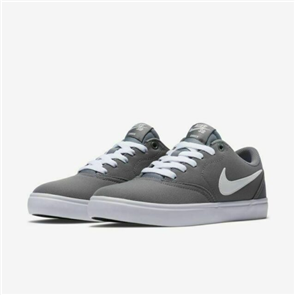 Nike SB Check Solarsoft Mens Shoe, COOL GREY/WHITE