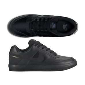 Nike Sb Delta Force Vulc Shoe, Black Black