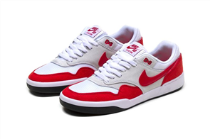 Nike SB GTS RETURN PREMIUM, RED PLATINUM