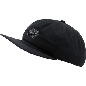 Nike SB Mens Cap, BLACK/ANTHRACITE/BLACK