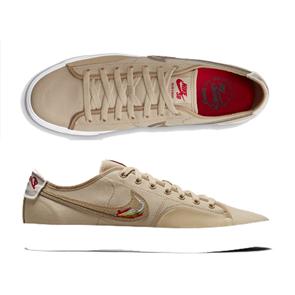 Nike SB Blazer Court x Daan Van Der Linden Shoe, Grain