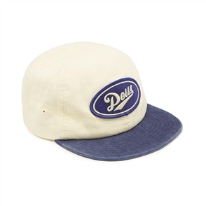 Deus Shop Cap, Off White