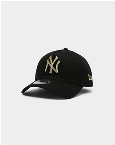 New Era 940AF NEW YORK YANKEES Q121 CAP, BLK GLD