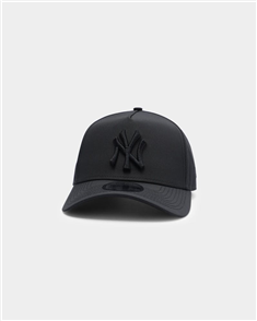 New Era 940AF NEW YORK YANKEES Q121 CAP, BLK BLK PRO