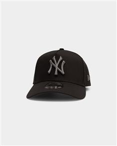 NewEra 940AF NEYYAN Q220 GRAPHITE POP CAP, NEW YORK YANKEES
