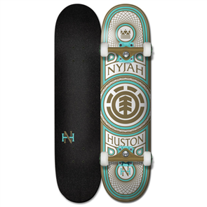 Element Nyjah Gilded 7.75 Skate Complete
