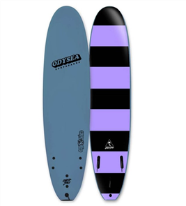 Odysea 7-0 Log Softboard, Blue Steel