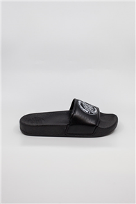 Santa Cruz Og Dot Youth Slide, Black
