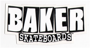 Baker Boys Dist Sticker