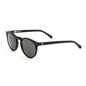 OTIS Omar Sunglasses, Matte Black/ Grey