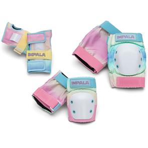 Impala Protective Safety Pad Set, Pastel Fade, Adult Size