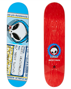 Blind Old Boney Bastard R7 Deck, Micky Papa 8.0