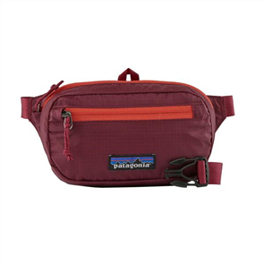 Patagonia Ultralight Black Hole Mini Hip Pack, Roamer Red