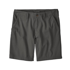 "Patagonia Men's Four Canyon Twill Shorts 8"", Forge Grey"