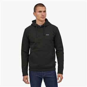 Patagonia M's P-6 Label Uprisal Hoody Sweatshirt, Black