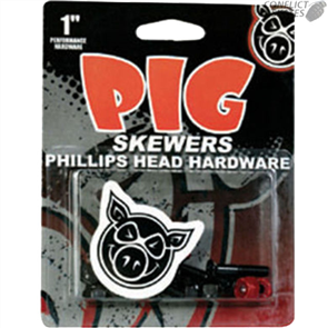Pig Pig mounting hardware phillips