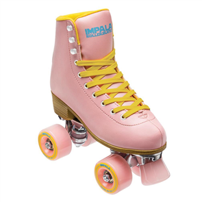 Impala Youth Roller Skates, Pink