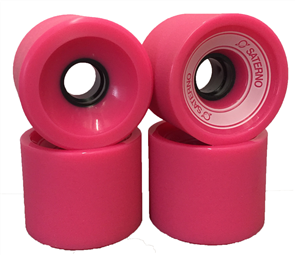 US Saterno Longboard Wheels