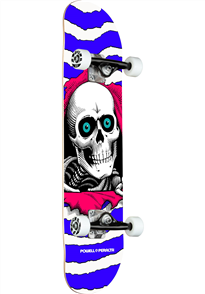 Powell Peralta Ripper One Off Purple Skate Complete, 7.75""