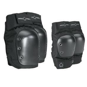 Protec Street Knee/ Elbow Pads