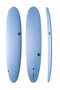 NSP Protech Epoxy Longboard, Sky Blue