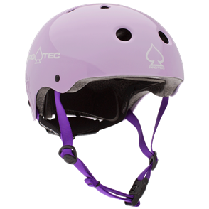 Protec Protec Junior Classic Fit certified, Gloss Purple