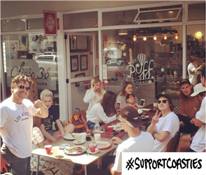 Support Coasties Puff Cafe - Vouchers