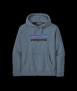 Patagonia P-6 Logo Uprisal Hoody, Plume Grey