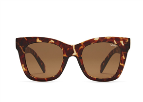 Quay Eyewear After Hours, Tort/Brown