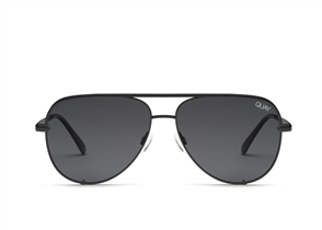 Quay Eyewear High Key Mini, Black/Smoke