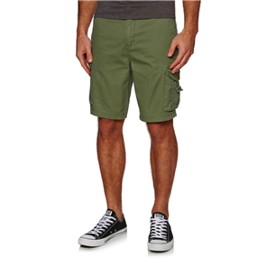 Quiksilver Crucial battle short Mens Walkshort, Four Leaf Clover
