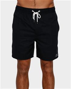 RVCA Gerrard Elastic Short, Rvca Black