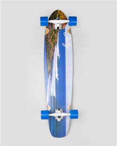 """Shifty Raglan Wave Longboard Complete, Kicktail, Size 40"""""""