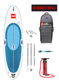 """Red Paddle Co 10'7"""" WindSURF Inflatable Sup 2018 Model"""