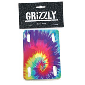 Grizzly Grizzly Risers, Tie-Dye