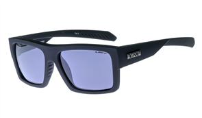 Liive Rival - Polarized Sunglasses, Matt Black Rubber