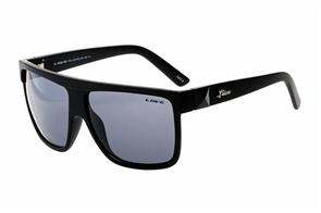 Liive Roller - Polarized Sunglasses, Matt Black