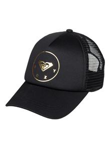 Roxy Womens Brennan Trucker Hat, Anthracite