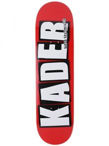 """Baker Kader Logo Deck, Size 8.5"""""""