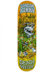Deathwish Taylor Kirby Buried Alive 8.25""