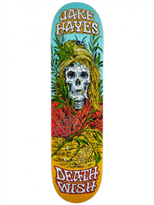 Deathwish Deck Jake Hayes Buried Alive 8