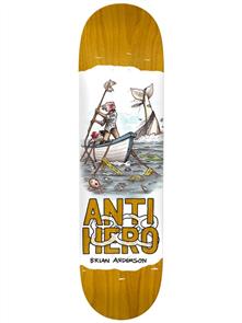 Anti Hero DECK BRIAN ANDERSON PLASTICS 8.4
