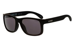 Liive Rush Sunglasses, Matt Black