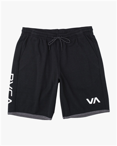 RVCA SPORT SHORT IV WALKSHORT, BLACK