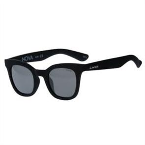 Liive Nova Polarized Sunglasses, Matt Black