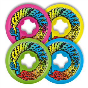 SLIME BALLS 56MM VOMIT MINI MIX UP 97A WHEELS
