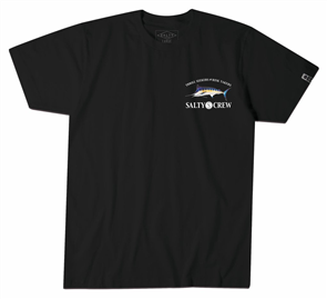 Salty Crew Billfish T-shirt, Black