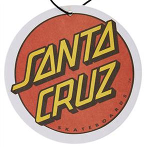Santa Cruz Air Freshener - Big Dot, Assorted