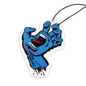 Santa Cruz Air Freshener - Screaming Hand, Assorted