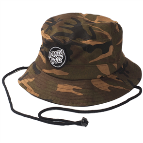 Santa Cruz Aptos 2 Bucket Hat, Camo